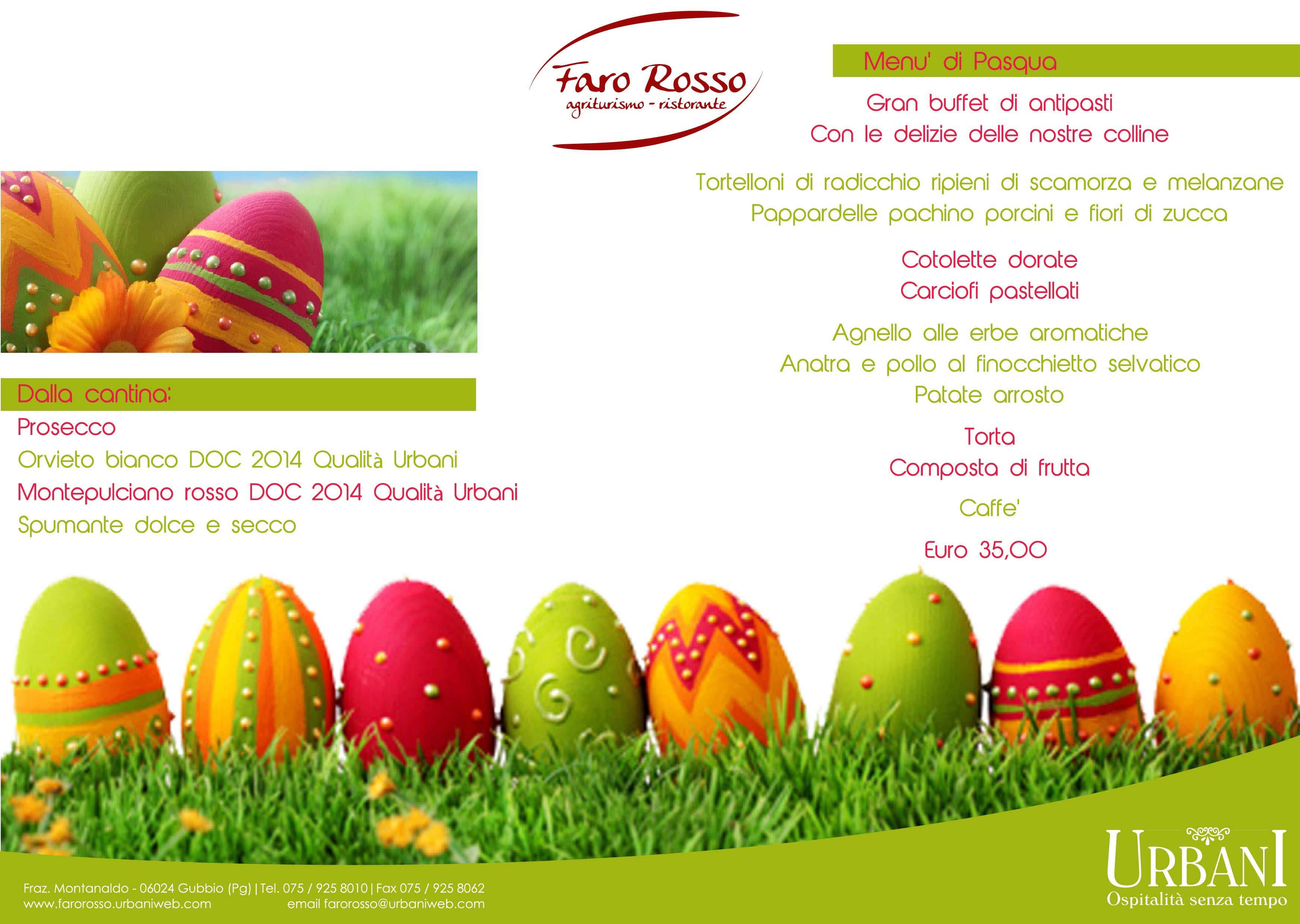 Pasqua a Gubbio
